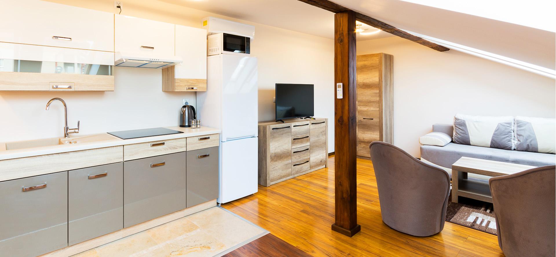 Witamy w Apartamentach Galicja